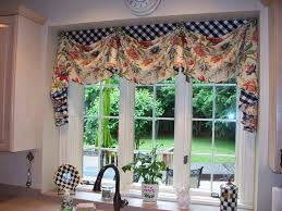 407 best valances images on black and white checd kitchen curtains