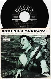 domenico modugno - Domenico Modugno Nel Blu Dipinto Di Blu Volare and Other  Italian Favorites - Amazon.com Music