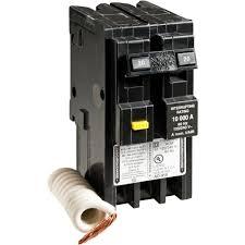 square d homeline 20 amp 2 pole gfci circuit breaker hom220gfi the homeline 20 amp 2 pole gfci circuit breaker