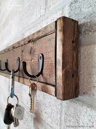 35 unique wall key holders for your