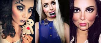 here s how to do a creepy doll makeup maquillaje muneca o hacer