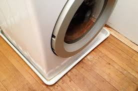 washing machine repairs plastic tray protects the floor if the washing machine has a small leak