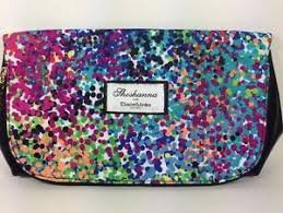 image is loading shoshanna elizabeth arden cosmetic makeup bag clutch purse