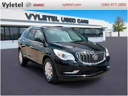 2017 buick enclave vehicle photo in sterling heights mi 48313