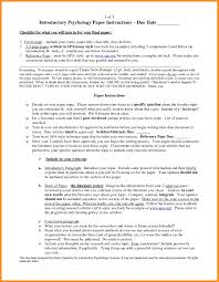 Apa Research Essay 015 Apa Research Paper Example Conclusion Examples For