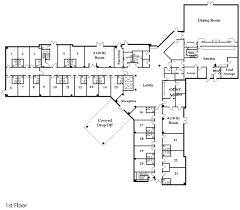 The Lindens  Assisted Living SuitesAssisted Living Floor Plan