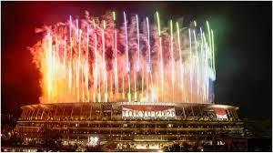 اختتامُ دورة الألعاب الأولمبية في طوكيو والشعلةُ تنتقل إلى باريس
