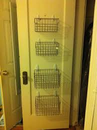 closet organization hang wire baskets command hooks smaller organizers the bathroom items inspiration from this ideas