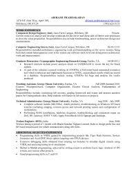 Noc Resume Sample Noc Resume Examples For Study Shalomhouseus 21