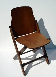 Exellent Vintage Office Chairs Chair Wooden Folding By Purposelyrestored I With Modern Ideas