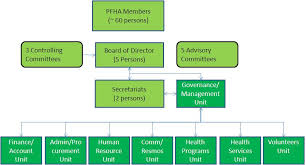 Our Organizational Chart The Promotion Of Family Health