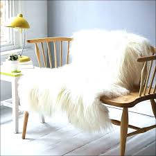 small faux fur rugs white faux fur rug large white faux fur area rug top large