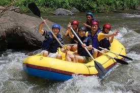 Hasil gambar untuk bali rafting ubud