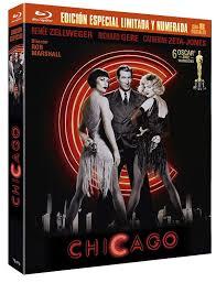 Chicago 2002 BD con Funda y 8 Postales [Blu-ray]