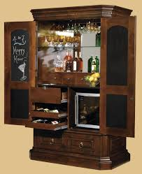 Luxurius Home Bar Cabinet Designs  In Interior Designing Home - Home bar cabinets design