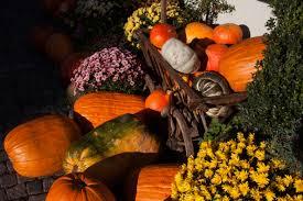 thanksgiving porch decorations