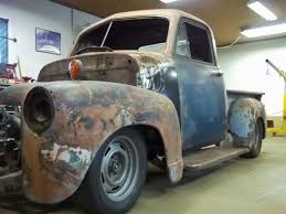 47-53 Chevy AD Truck Project For Sale