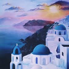 santorini greece 2009