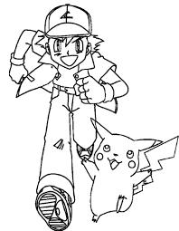 Belle Immagini Di Pokemon Da Stampare E Colorare