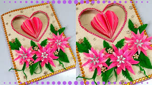 Homemade Greeting Card Design Diy Greeting Card Latest Design Handmade Handmade Greeting Cards Making For Birthday