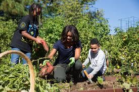 Michelle Obama Kitchen Garden Explore The White House Kitchen Garden Through A Virtual Tour