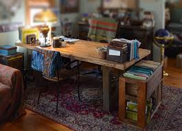 rustic home office desk. image of rustic office desk decor home