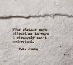 Love Instagram Quotes Gorgeous Sparkle 48 RM Drake And His Beautiful Poetry Pumpernickel Pixie