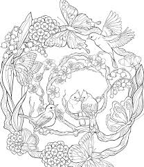When the online coloring pages has loaded, select a color and start clicking on the picture to start to color it in. Free Online Coloring Pages For Adults Creatively Crafting