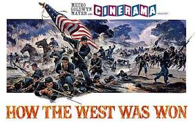 how the west was won movie. Contemporary The On How The West Was Won Movie W