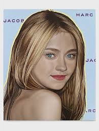 <b>Richard Phillips</b>, Dakota Fanning - artwork_images_424046260_642022_richard-phillips