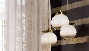 3 lights pendant lamp