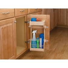 kitchen cabinet door organizer unique ideas rev a shelf 1863 in h x 105 in w x 5