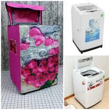 áo Trùm Máy Giặt Cửa Trên VÀ Trước Loại Dày Lớn 8kg - 11kg tại TP. Hồ Chí  Minh