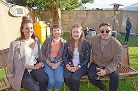Emily Wood, Louise OReilly, Hilary Pearson, Liam Goodfellowweb20180113 |  The Border Watch