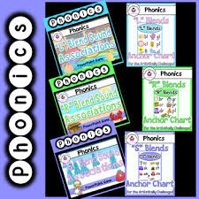 Anchor Charts Interesting Blends Sound Associations And Anchor Charts By Practice Makes Perfect