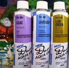 Holbein Duo Watersoluble Oil Paints The Paint Spot