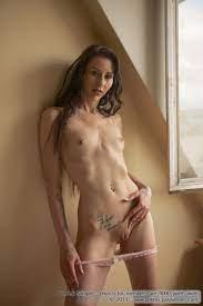 Naked Neighbour Presents Naked Tattooed Teen Brunette 7 12