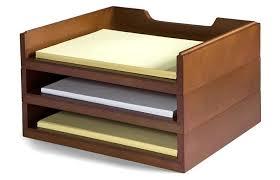 wood desk organizer plans