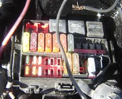 98 v6 3 8 engine wiring help mustang evolution click image for larger version fuse box