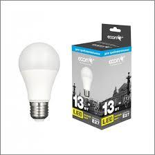 <b>Лампа светодиодная ECON LED</b> A 13Вт E27 3000K A70 SS ...