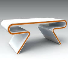 Futuristic office desk Free Standing Futuristic Table Design Home Design Modern Home Office Desk Design Ideas Stylish Computer Office Home Home Yjmusicco Futuristic Table Design Home Design Modern Home Office Desk Design