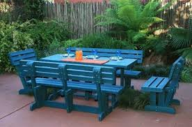 Appealing Recycled Plastic Patio Furniture With Recycled Plastic ...