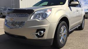Used 2011 Chevrolet Equinox FOR SALE / Beige, AWD, 2LT / 16p028b ...
