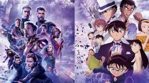Box Office - Detective Conan batte Avengers: Endgame e Detective ...