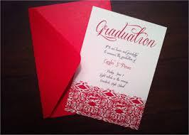 46 Sample Graduation Invitation Designs Templates Psd Ai