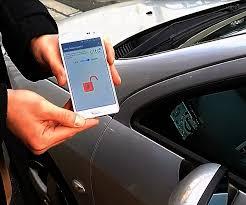 NFC Car Door Control