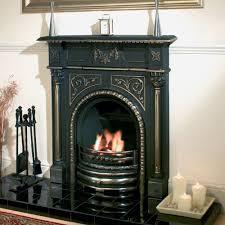 Versatile Design  Gallery Palmerston Cast Iron Fireplace Includes Cast Fireplaces