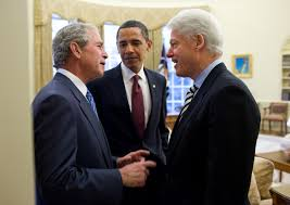 Obama And Cabinet Obama Bush Or Clinton Who Put More Blacks At The Top Politic365