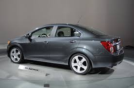 All Chevy chevy cars 2012 : New Small Cars: 2012 Chevy Sonic, Nissan Versa, Hyundai Accent ...