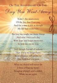 1st year death anniversary poem for sister - Google Search | Words ... via Relatably.com